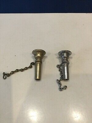 Two Potter Of London Trumpet Lip Mouthpiece