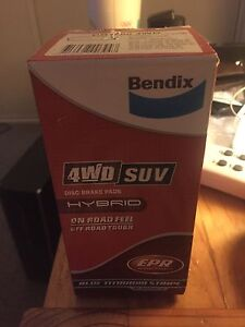 Unopened Bendix 4WD brake pads Whyalla Whyalla Area Preview