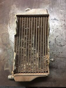 Honda CR250 2003 radiators LH and RH sides Barnsley Lake Macquarie Area Preview