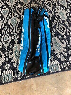 Yonex Pro Racket Bag X9 Clear Blue BAG 9829EX Tennistasche Tennis Bag