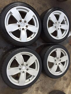 Holden Commodore alloy wheels mags over 100 sets available very cheap