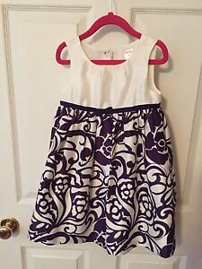 Toddler girl party dress - 4T