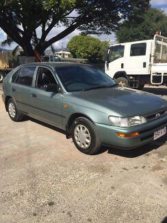 Toyota Corolla Idalia Townsville City Preview