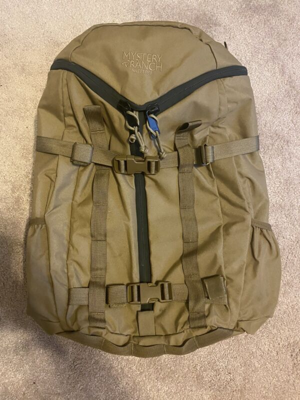 Mystery Ranch Sweet Pea Backpack - Coyote Brown