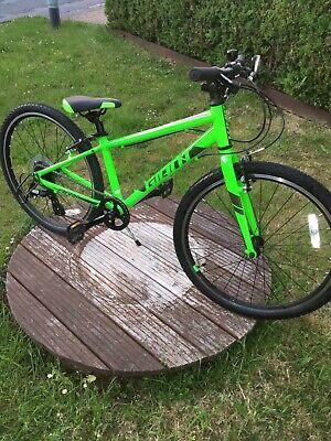 Giant ARX 24 Neon Green Like Isla Frog Bikes