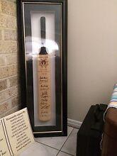Kiwi test cricket bat Buccan Logan Area Preview