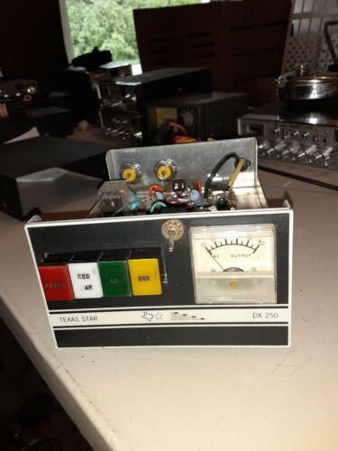 Texas Star DX250 Linear Amplifier Original