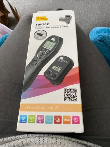 Pixel TW-282/S2 Wireless Timer Remote Control For Sony