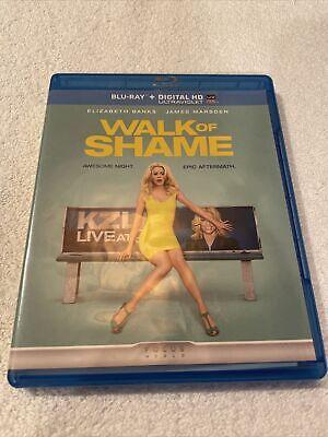 Walk of Shame (Blu-ray Disc, 2014, Includes Digital Copy UltraViolet)
