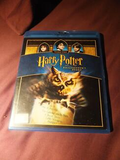 Harry Potter and the Philosopher's Stone (Blu Ray)