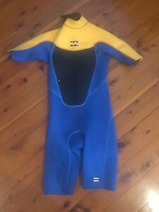 Boys Billabong spring suit Hamilton South Newcastle Area Preview