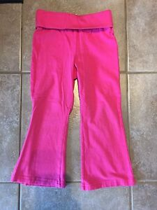 3T Old Navy Pink Cotton Pants