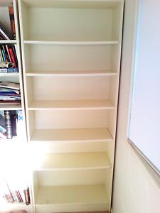 Bookcase 80cm x 200cm - 2 available Lugarno Hurstville Area Preview