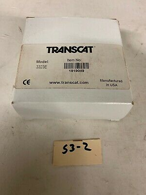 New Transcat 3323e Process Power Pack Warranty Fast Shipping