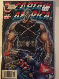 Captain America Jan '97 Dianella Stirling Area Preview