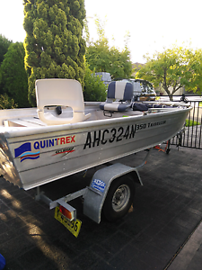 Quintrex tinny. Charlestown Lake Macquarie Area Preview