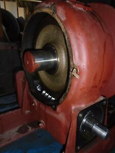 braden winch brand new braden winch 45000lbs ms20 het 1l worm gear and worm