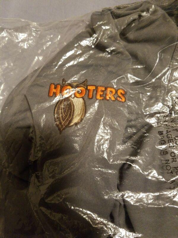 Hooters POLO grey XL