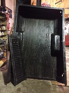 Chevy S10 box liner