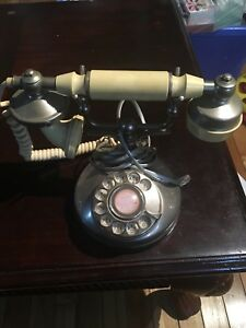 Old time looking phone