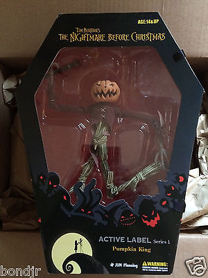 Active Series Collection - Halloween PUMPKIN KING Active Label Series 1 [SideShow Collectibles] 2011
