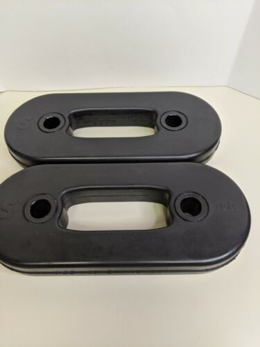 OEM Soloflex PAIR Of 100-pound Weight Bands -- PRE OWNED LIGHTLY USED. - $70.00