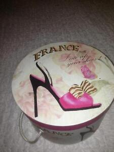 2 round momento storage boxes Queenscliff Manly Area Preview