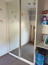Sliding mirror wardrobe doors Noraville Wyong Area Preview