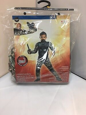 G.I. Joe Retaliation Roadblock Kids Costume Party Halloween New Large 10-12 - I Party Costumes