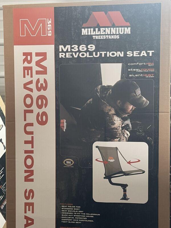 Millennium Buck Hut Revolution Seat