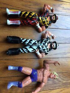 WCW Wrestlers Macho Man Randy Savage and Ric Flair