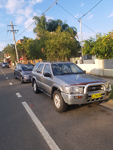 2001 nissan pathfinder 4wd 4x4 Bass Hill Bankstown Area Preview
