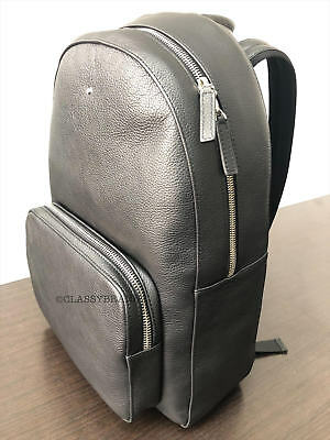 MONTBLANC Meisterstück Large Soft Grain Black Leather Backpack 113950