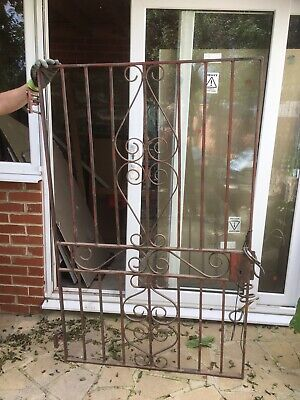 Metal Security Gate 1.6x1m