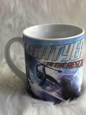 TOY STORY Buzz LIGHTYEAR TO THE RESCUE Coffee Cup Mug Disney Pixar movie Cera Pixar Buzz Lightyear