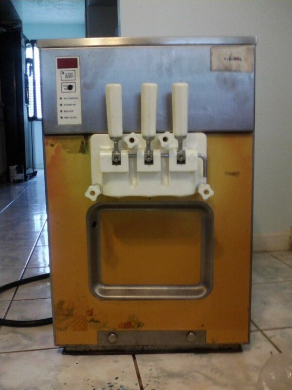 commercial ice cream maker