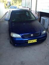 2003 Holden Astra Sedan Rutherford Maitland Area Preview