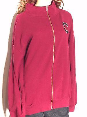 South Carolina Womens Zip (South Carolina Gamecocks Embroidered Logo NCAA College Womens 1X Full Zip Jacket)
