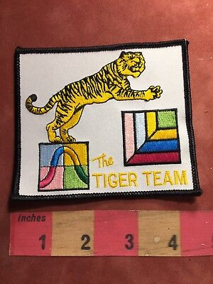 Colorful THE TIGER TEAM Patch 89XB