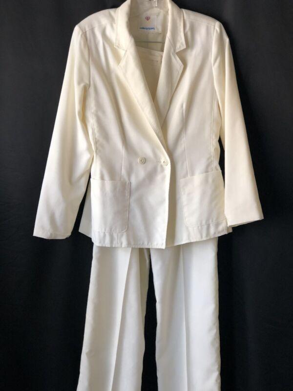 College Town Womens Vintage Suit 70's Style Size 6 Pants Blazer