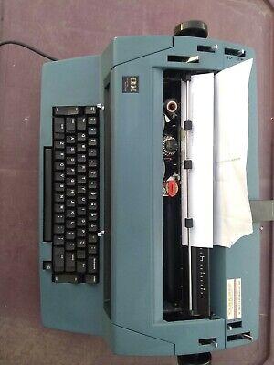 Vintage Ibm Correcting Selectric Iil 3 Electric Typewriter Correcting Working