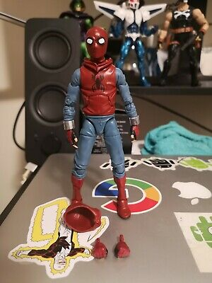 Hasbro Marvel Legends Spider-Man Homecoming Homemade Suit Loose Complete