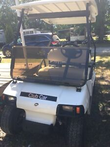 Electric Golf Cart - 4 person
