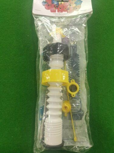 EZ-POUR Replacement Spout - Universal Gas Can Spout Replacement Kit