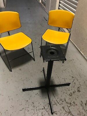 Used Restaurant Furniture - Chairs And Table Tops And Bases