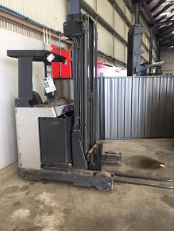 Used Nissan 1.4T Electric Reach Truck -  101910
