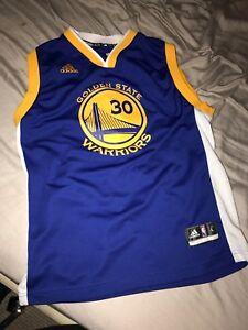 ADIDAS NBA Steph Curry Jersey