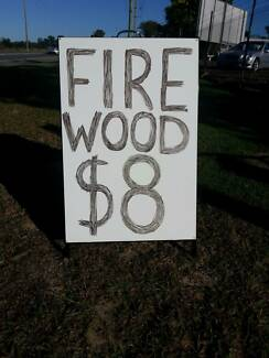 Firewood now for sale Narangba Caboolture Area Preview