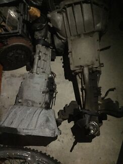 Ford falcon gear boxs