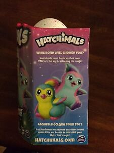 BRAND NEW (SEALED BOX) - Hatchimals Penguals - TEAL